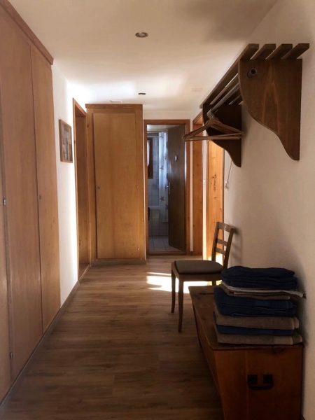Flur der Wohnung im 1. Stock