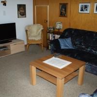 Wohnzimmer der Wohnung im 2. Stock