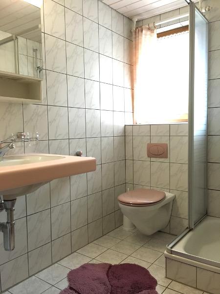 Douche/WC