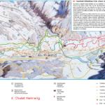 Loipenplan von Kandersteg