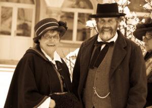 Therese und René Rechsteiner
